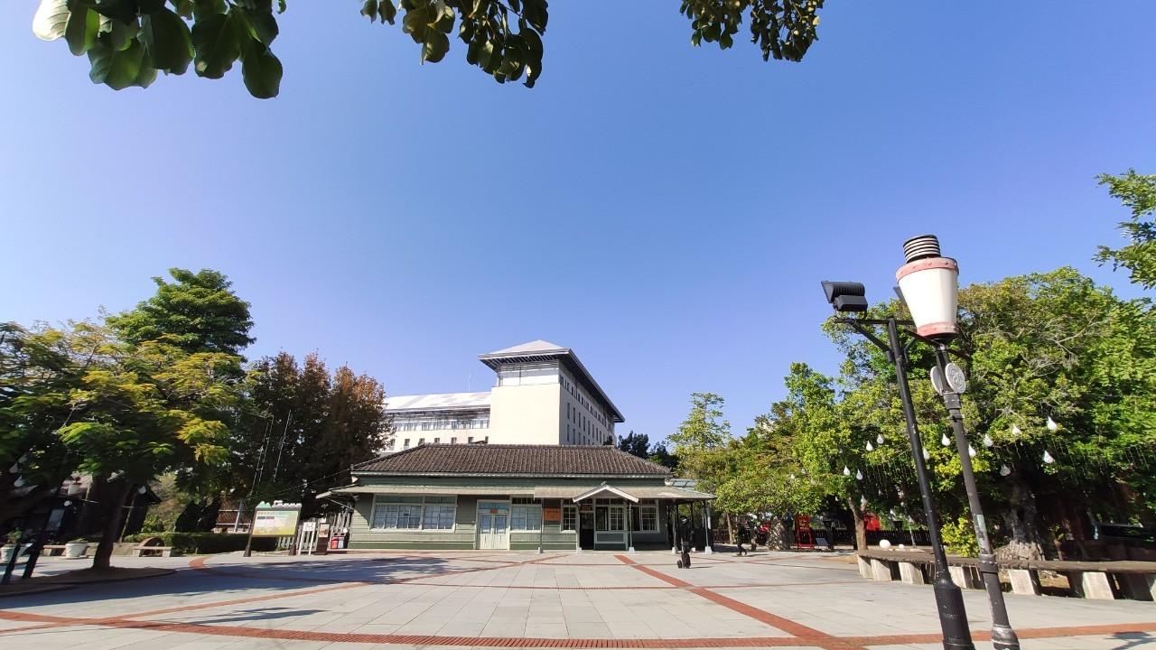 北門車站/北門驛