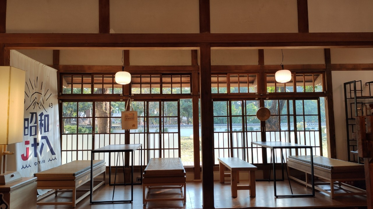 昭和十八•嘉義市史蹟資料館
