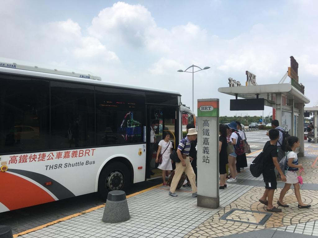嘉義BRT接駁公車