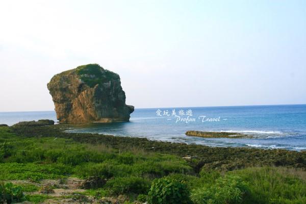 墾丁帆船石